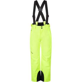 Ziener Arisu Ski Pants Kids, amarillo